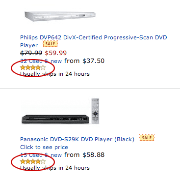 Image showing Panasonic and Philips DVD players next to each other